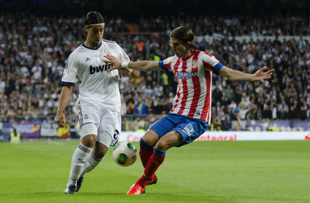 Khedira Focus Madrid Atletico