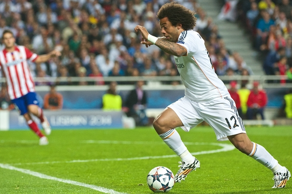 Real Madrid v Atlético MadridUEFA Champions League Marcelo