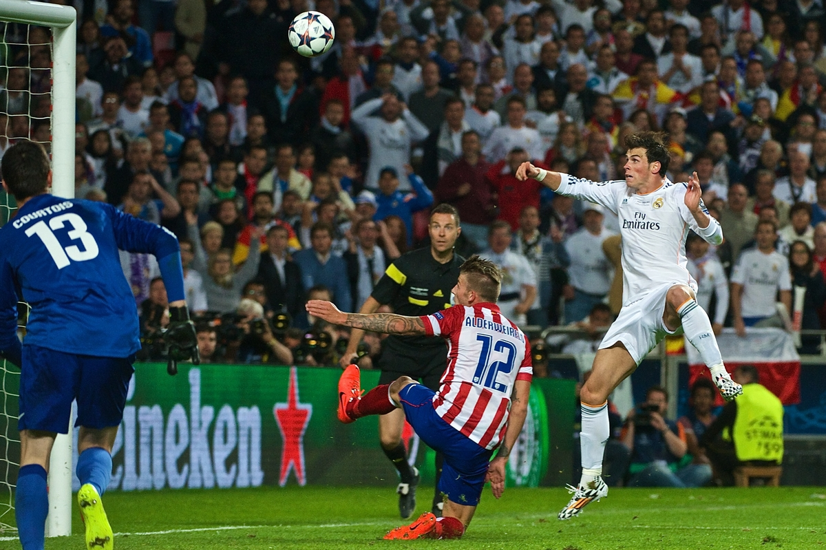 Real Madrid v Atlético MadridUEFA Champions League