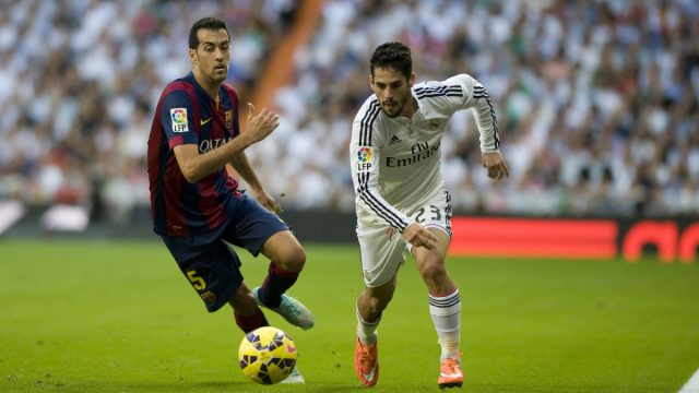 Real Madrid v FC BarcelonaLa Liga