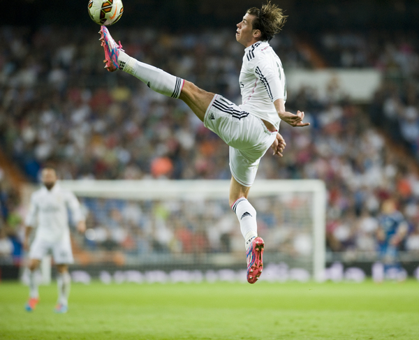 Bale Madrid Focus
