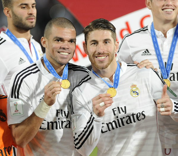 Ramos - Pepe - Real Madrid - Focus