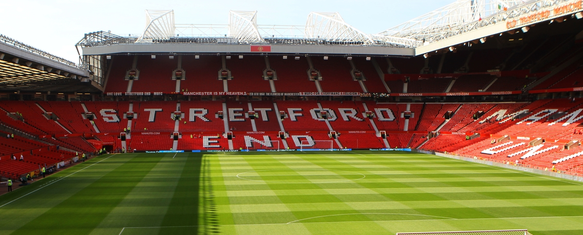 Manchester United Old Trafford Focus