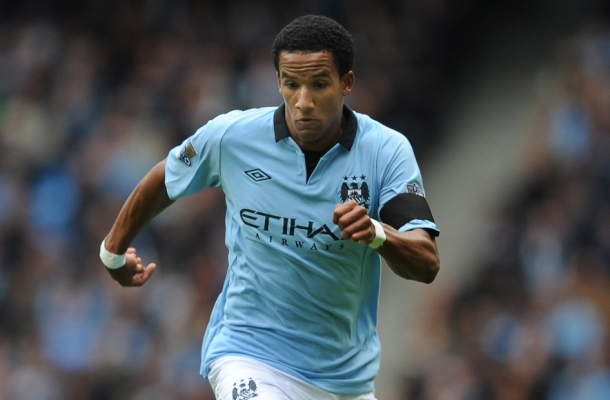 Scott Sinclair Manchester City Focus