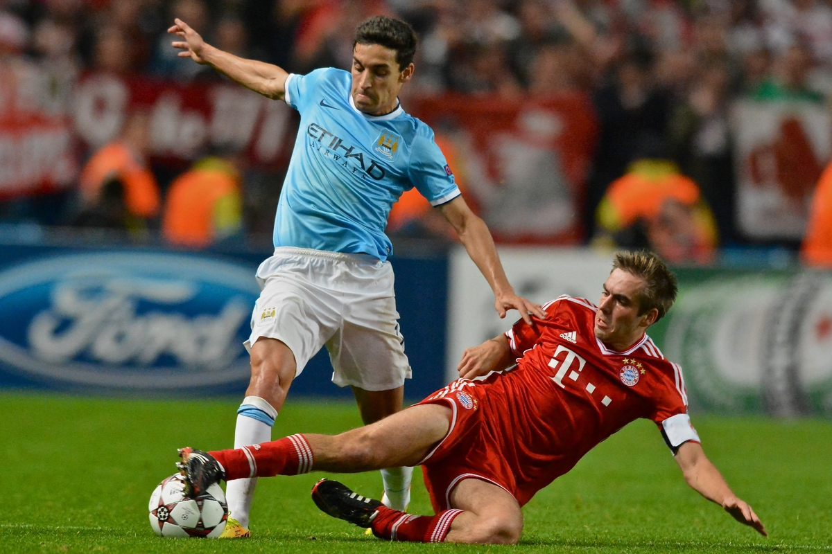 Manchester City v Bayern MunichUEFA Champions League