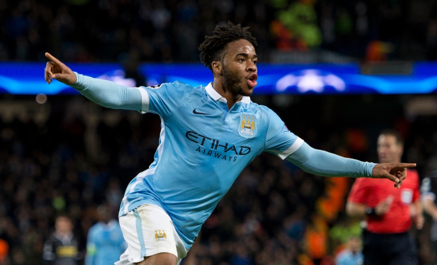 Raheem Sterling (Foto: Focus Images Ltd)