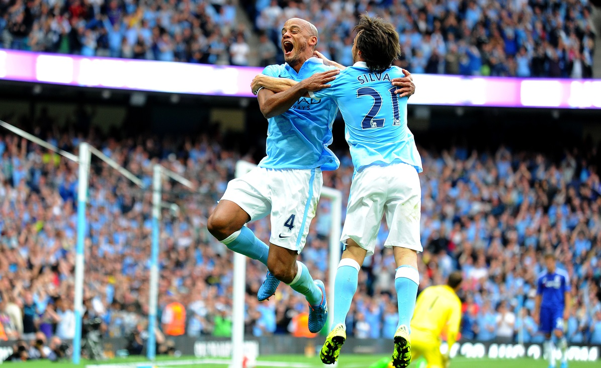 Vincent Kompany (Foto: Focus IM¡mages Ltd)