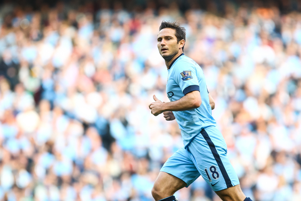 Lampard Manchester City Focus
