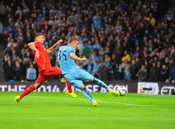 Manchester City v Liverpool Barclays Premier League