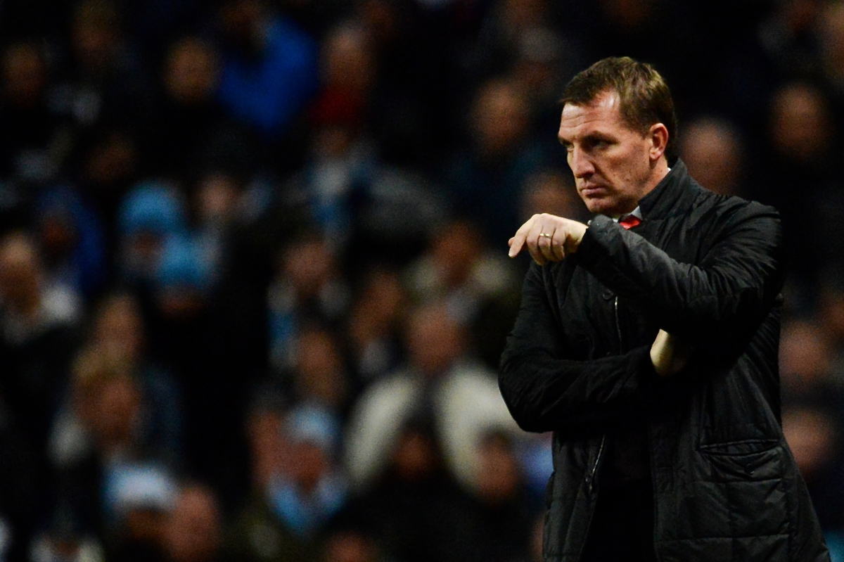 Liverpool Rodgers Focus