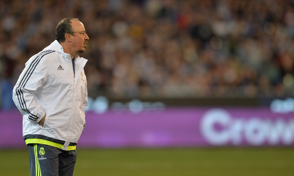 Benítez Real Madrid - Focus