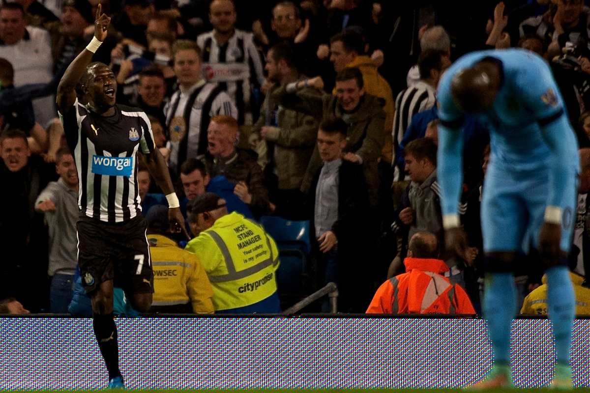 Manchester City v Newcastle UnitedCapital One Cup