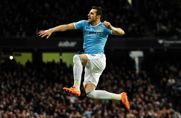 Manchester City Negredo Focus