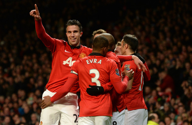 Manchester United v Cardiff CityBarclays Premier League