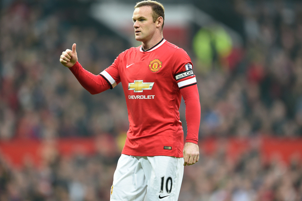 Rooney - Manchester United - Focus