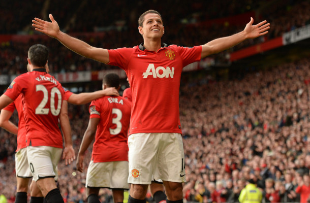 Manchester United Chicharito