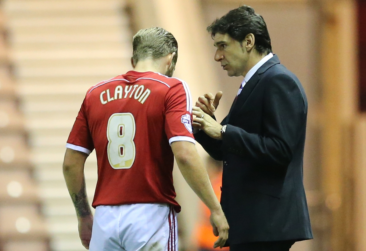 Clayton Karanka Middlesbrough Focus