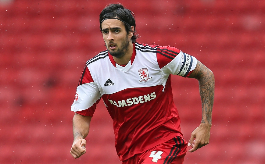 Rhys Williams Middlesbrough Focus