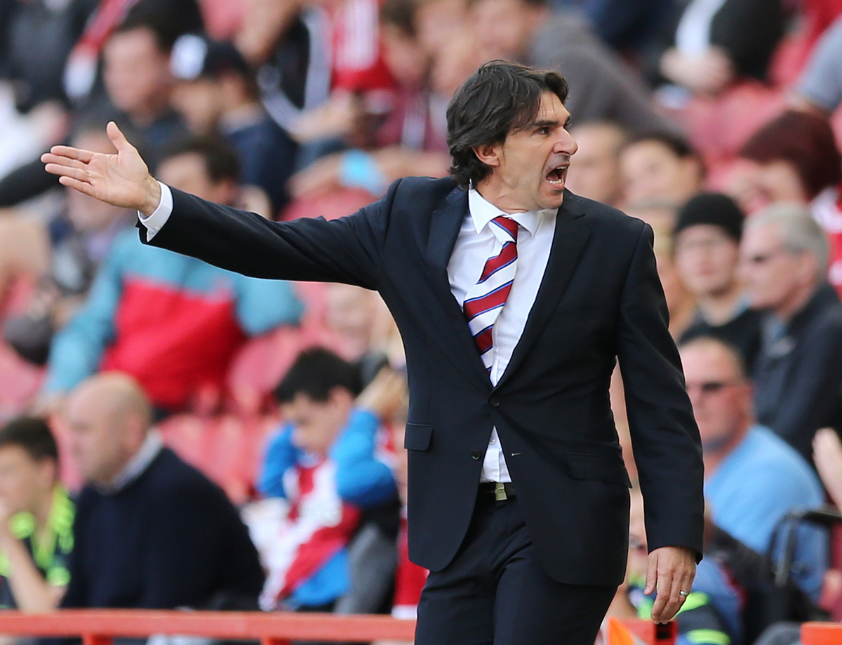 Middlesbrough >Karanka Focus