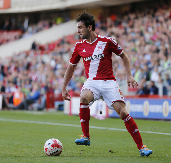 Kike García - Middlesbrough - Focus
