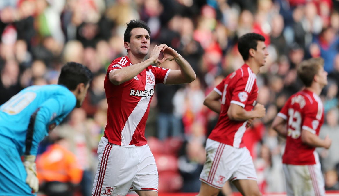 Kike Middlesbrough Focus