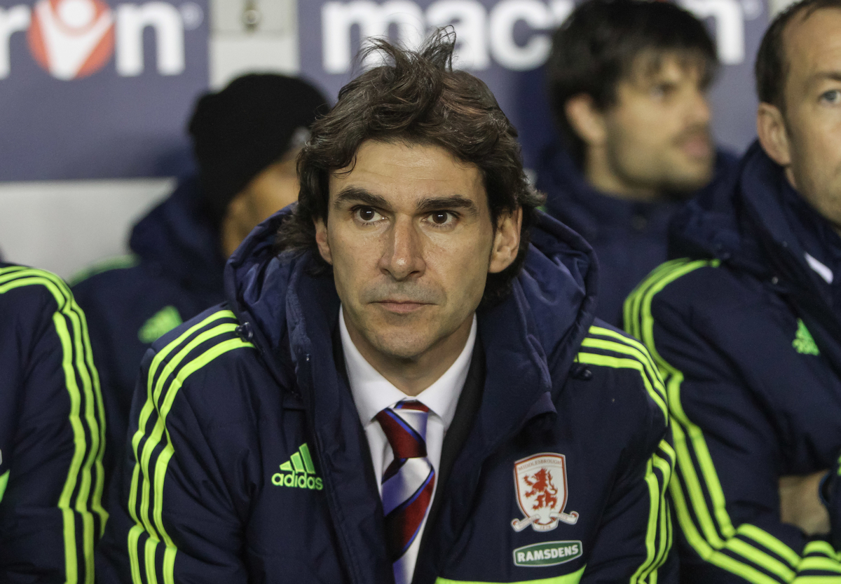 Middlesbrough Karanka Focus