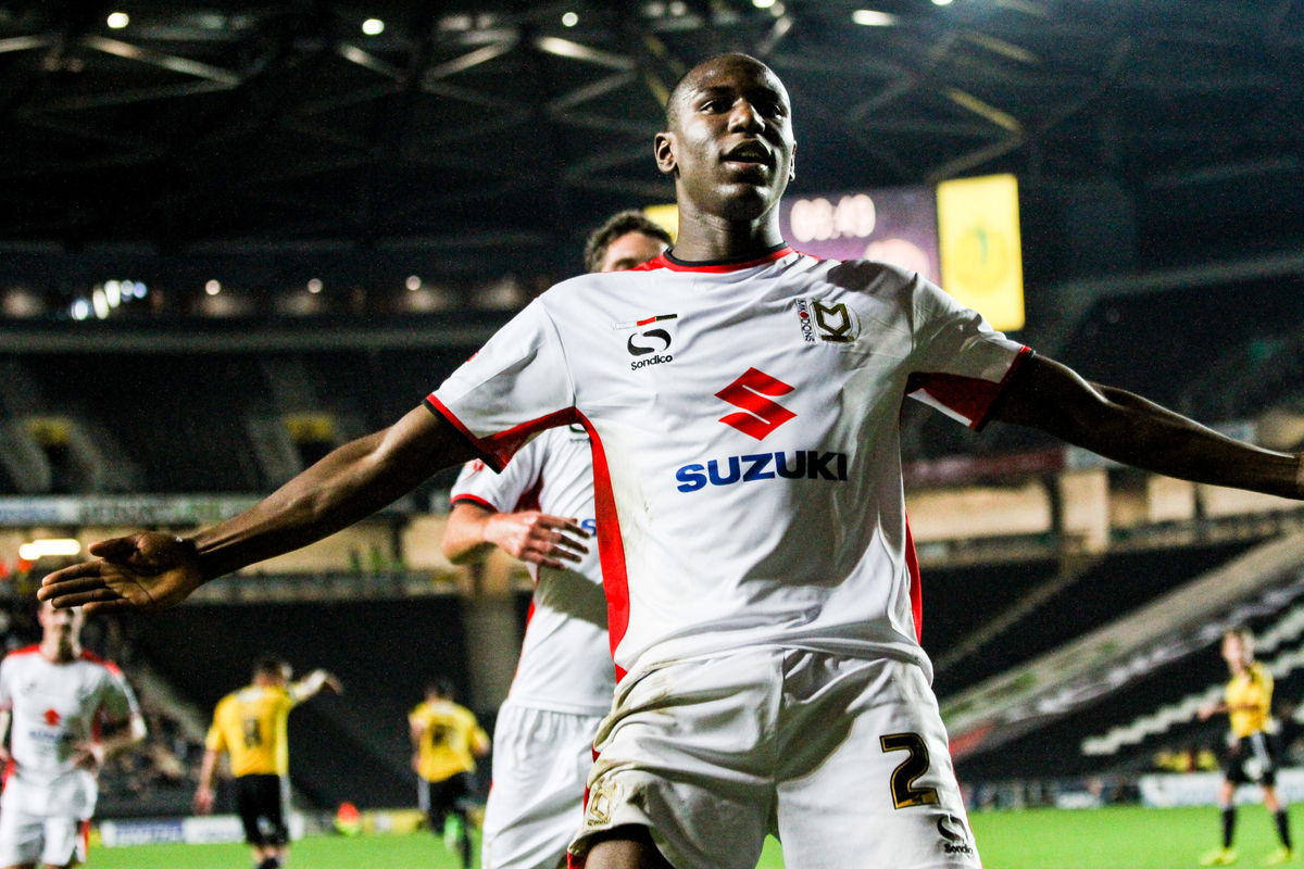 Milton Keynes Dons v Sheffield United Capital One Cup