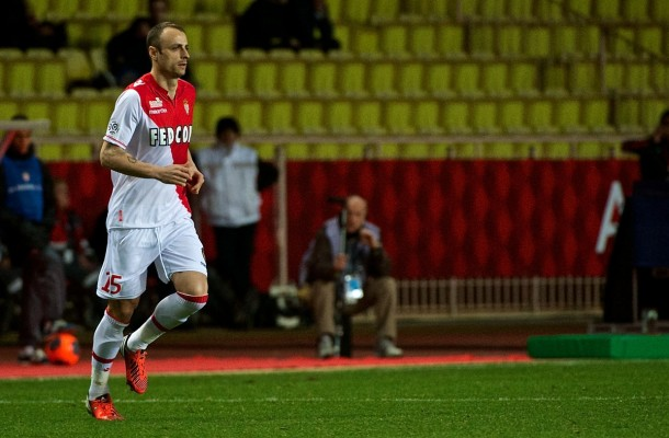 AS Monaco Berbatov Focus