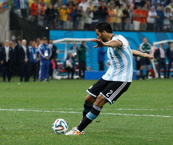 Garay - Argentina - Focus
