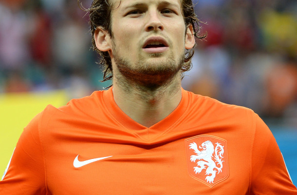 Daley Blind Holanda Ajax Focus