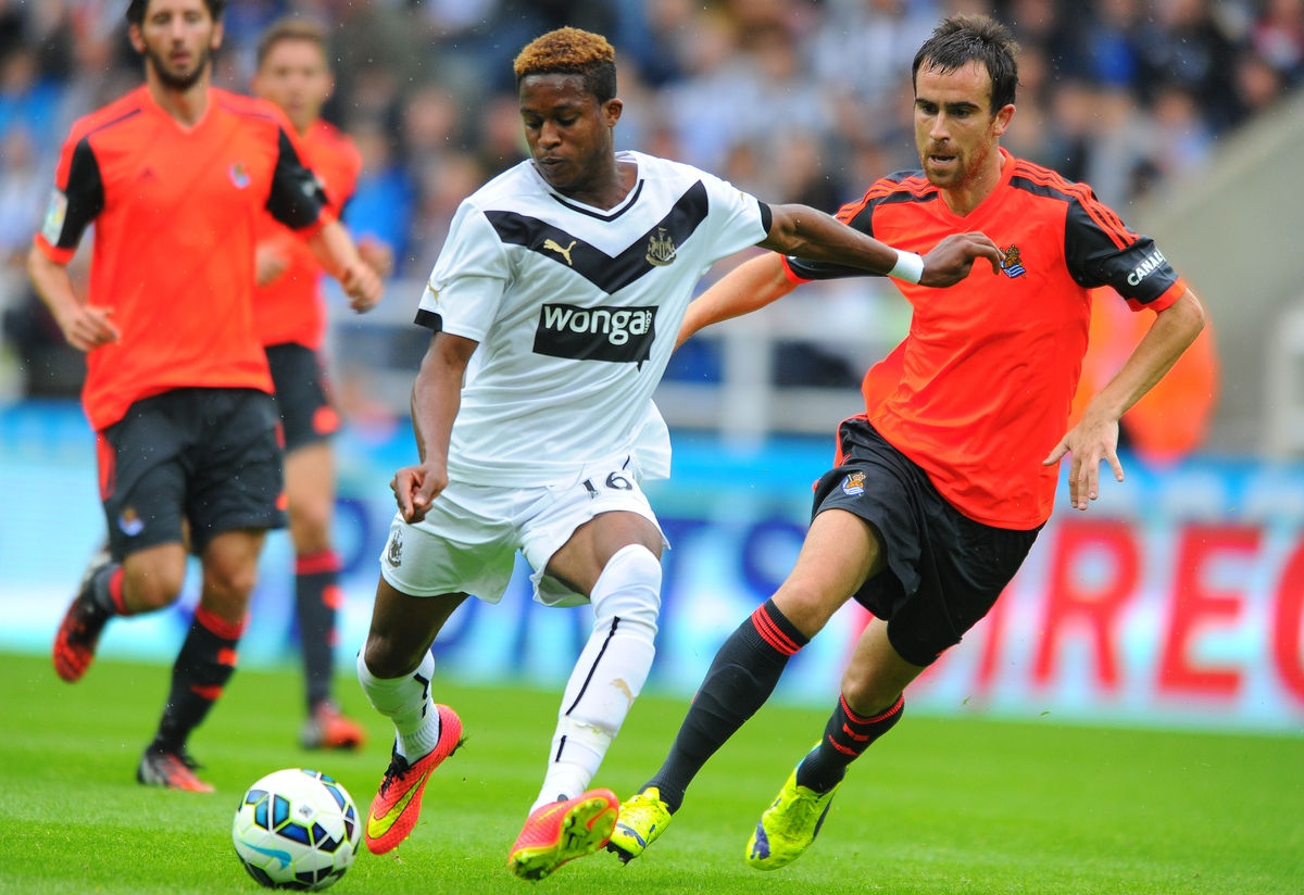 Rolando Aarons Newcastle Focus