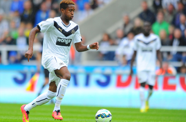 Newcastle Rolando Aarons Focus