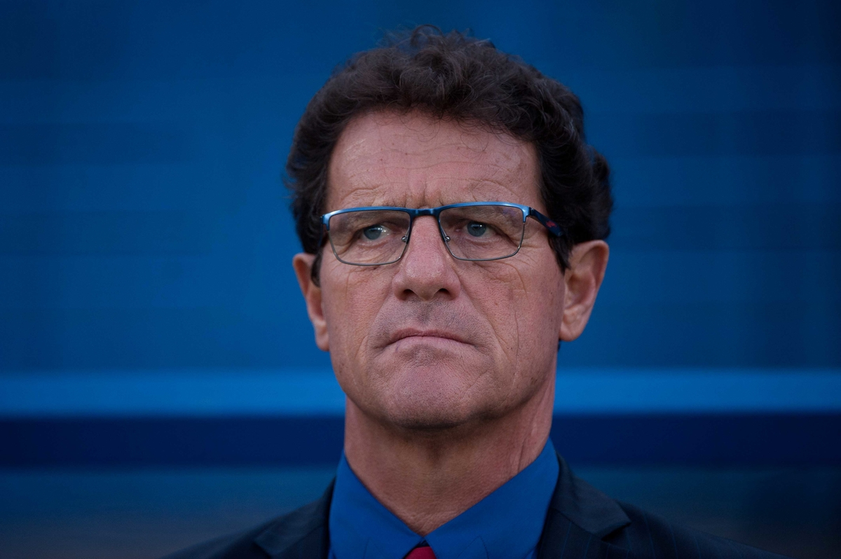 Capello Rusia Focus