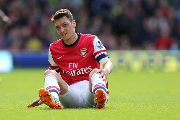 Ozil - Arsenal - Focus
