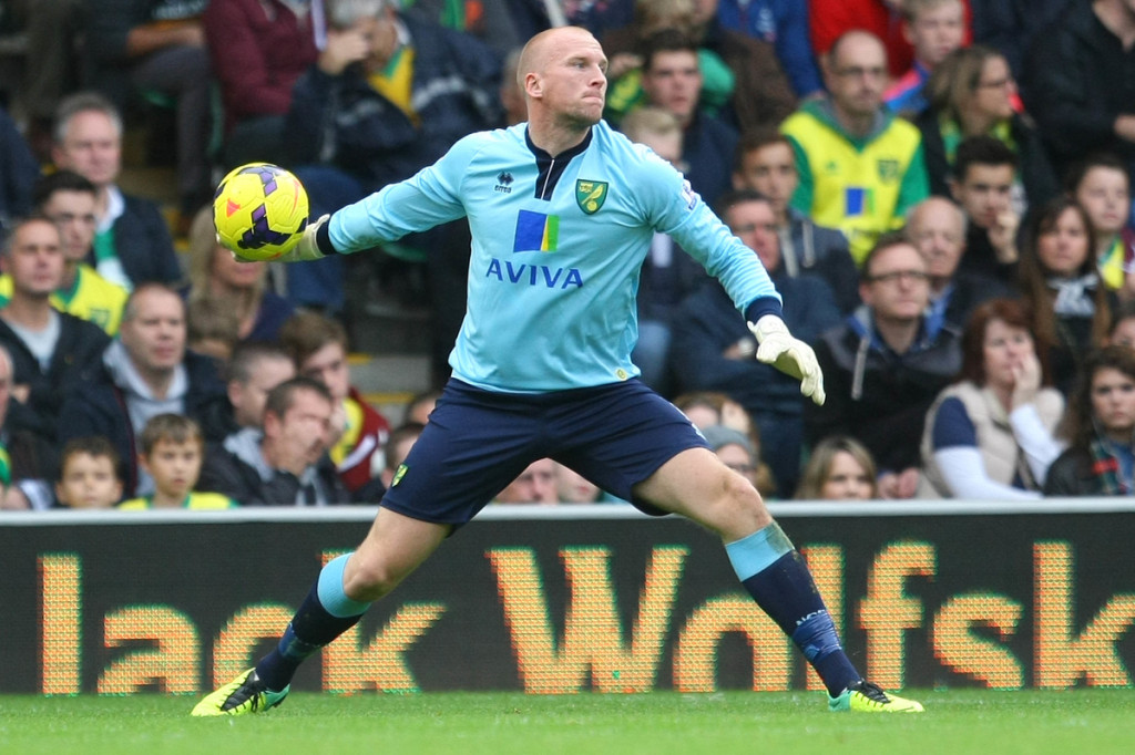 John Ruddy (Foto: Focus Images Ltd).