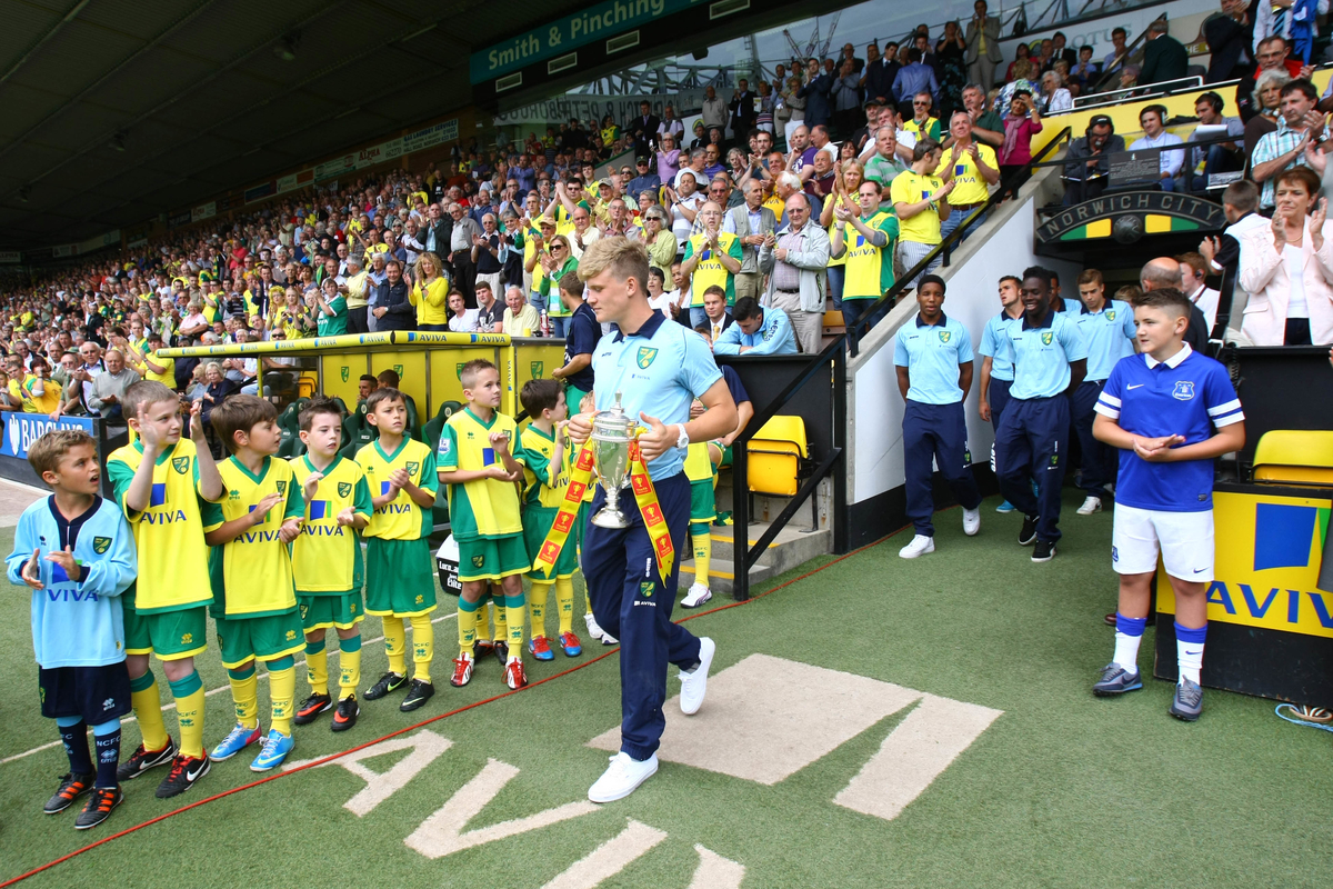 Norwich City mcGeehan Focus