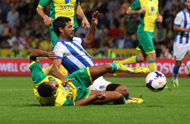Vela Real Sociedad Focus Norwich