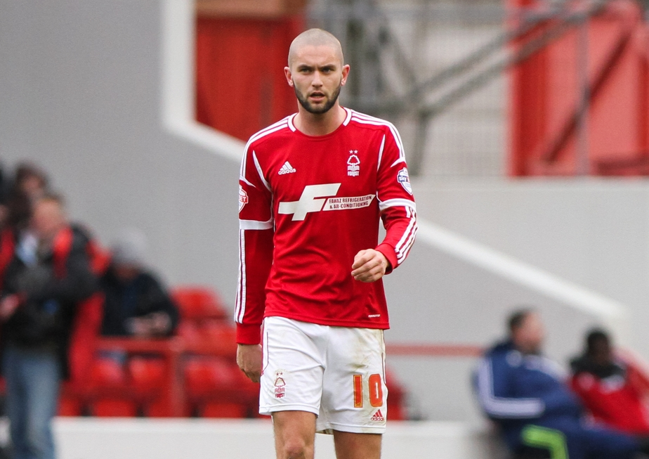 Nottingham Forest Lansbury Focus
