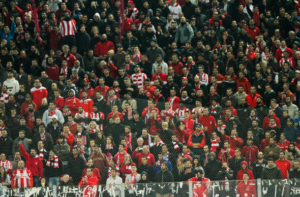 Olympiacos F.C. v Manchester UnitedUEFA Champions League
