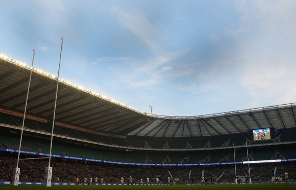 Picture by Paul Terry/Focus Images Ltd +44 7545 642257 12/12/2013 A general view of the stadium during the The Varsity Match match at Twickenham Stadium, Twickenham.
