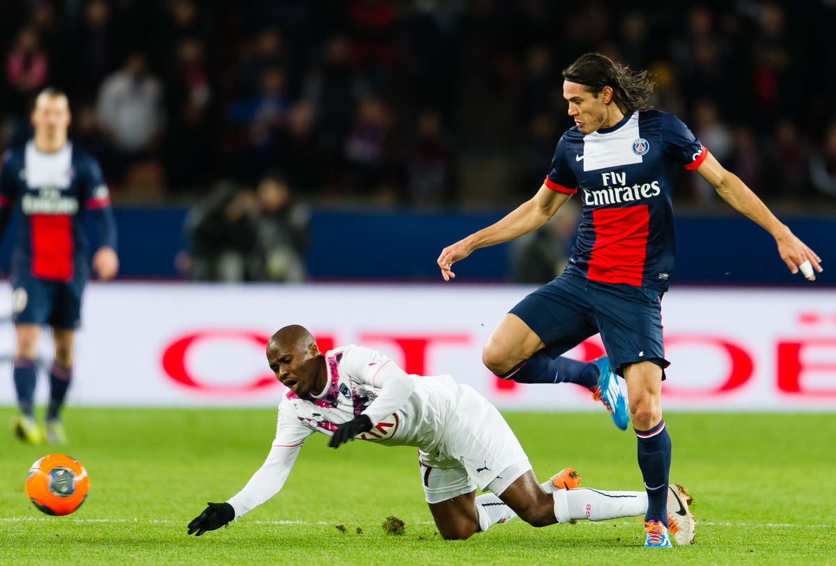 Paris Saint-Germain v FC Girondins de Bordeaux Ligue 1