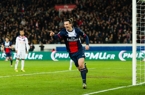 Paris Saint-Germain v FC Girondins de BordeauxLigue 1