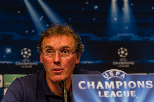 Laurent Blanc - PSG - Focus
