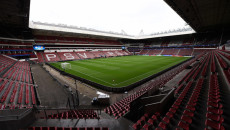General Views of the Philips Stadion ahead of the UEFA Champions League match between PSV Eindhoven and Manchester United at Philips Stadion, Eindhoven Picture by Andrew Timms/Focus Images Ltd +44 7917 236526 15/09/2015