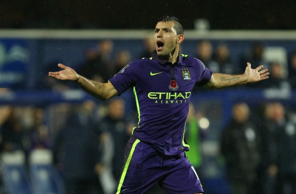 Agüero Manchester City Focus