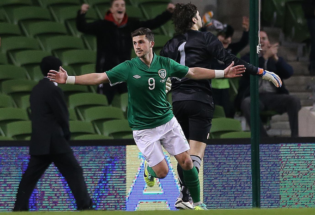 Shane Long Irlanda Focus