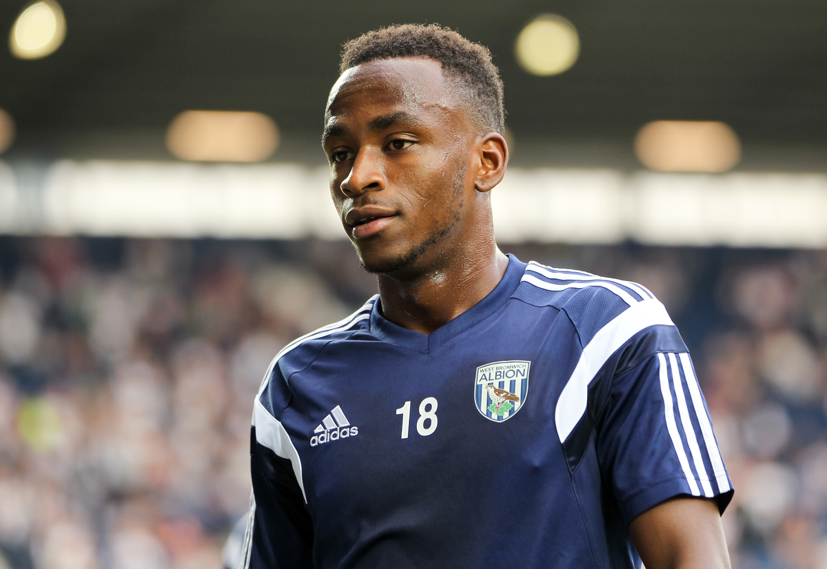 Saido Berahino wEST Brom Focus