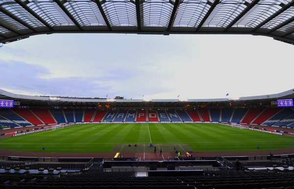 Picture by Ian Wadkins/Focus Images Ltd +44 7877 568959 06/09/2013 General view of the stadium ahead of the 2014 World Cup Qualifying match at Hampden Park, Glasgow.
