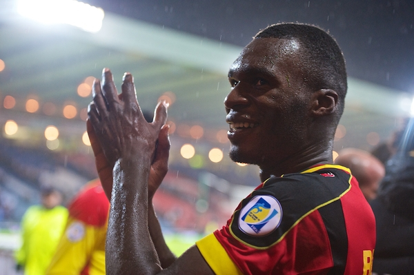 Christian Benteke  (Foto: Focus Images Ltd)