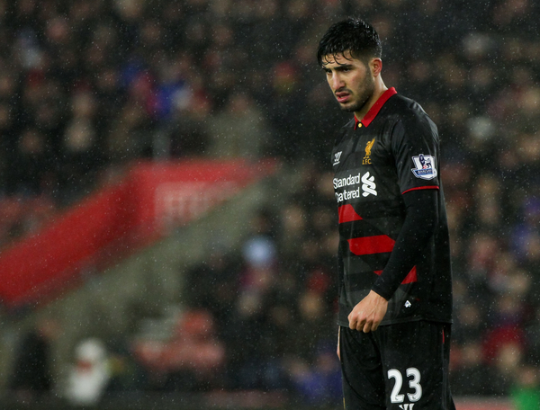 Emre Can Liverpool Focus